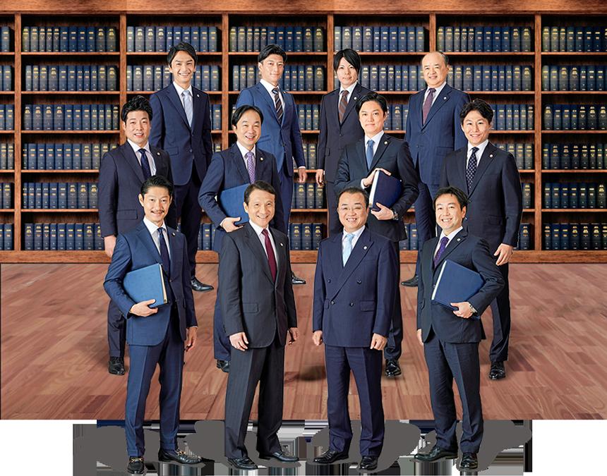 東京や大阪の法律相談・弁護士法人朝日中央綜合法律事務所の弁護士