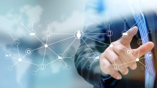 FinTechと仮想通貨のアイキャッチ画像